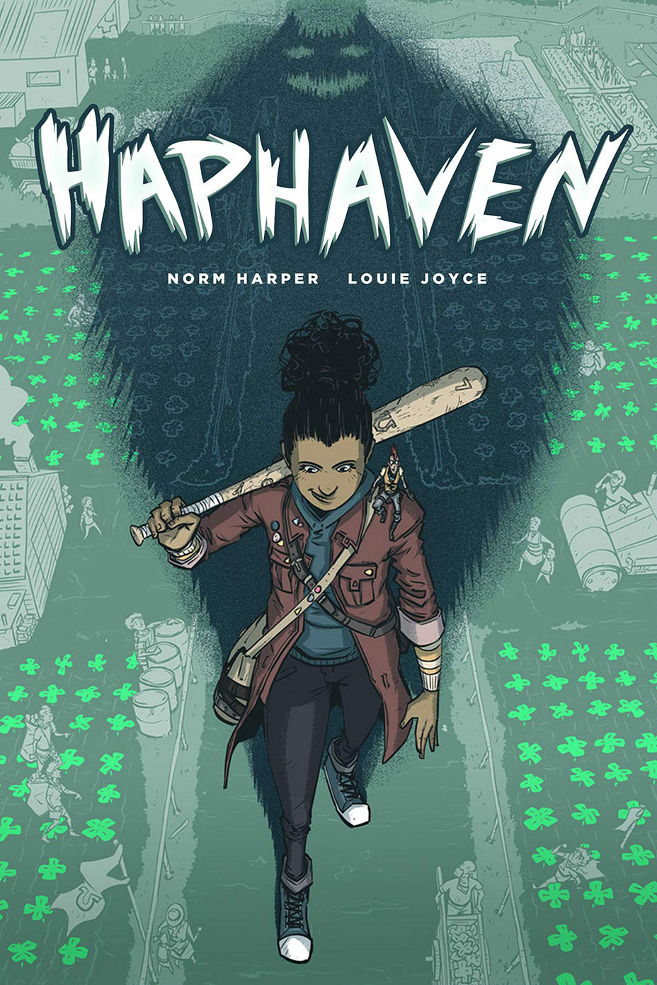 Haphaven Cover